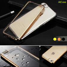 Slim electroplate Hard Ultra-thin Back Case Cover F Apple iPhone SE /5 /5s