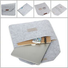 """Laptop Wool Sleeve Bag Carry Pouch Case For MacBook Air Pro Retina 11"""" 13"""" 15"""""""