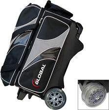 Bowling bag 2-Ball Scooter 900 Global for 2 BowlingBalls and Bowling Shoes