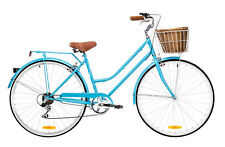 NEW DUTCH CLASSIC LADIES VINTAGE BIKE RETRO CRUISER 6Speed Shimano