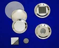 "250 pcs. 2-1/4"" inch Standard Size Magnet Set for Button Makers & Machines"