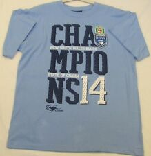NEW SOUTH WALES STATE OF ORIGIN NSW SOO 2014 CHAMPIONS 14yrs TSHIRT YOUTH SIZE