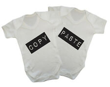 Copy And Paste (Funny twin Baby Grows)