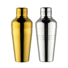 NEW Stainless Steel Cocktail Shaker 410ml Martini Mixer Bartender Bar Pub Tools