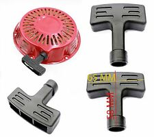 Universal Generator Rope Cord replacement Pull Start Recoil Handle Mower Engine