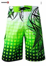 NWT MEN'S SURF BOARDSHORTS ATHLETIC CASUAL BEACH SHORTS SWIM SIZE 30 32 34 36 38