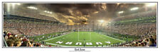 NCAA College Football Alabama at Auburn Iron Bowl End Zone Panoramic Poster 5006