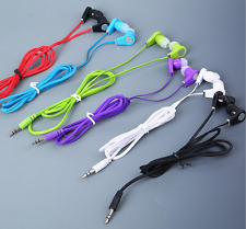 3.5mm In-Ear Earbud Earphone Headset Headphone For iPod Andriod Phone MP3 MP4 US
