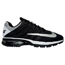 NIKE Men's Air Max Excellerate 4 Equinox Running Shoes Sneakers Black White