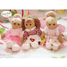 POWELL CRAFT RAG DOLLS,ALL DESIGNS & SIZES.BNWT!