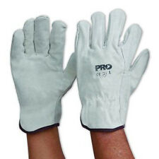 Cowsplit Leather Riggers Cheap Work Glove Gloves (PACK OF 12) | AUTH. DEALER