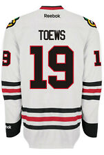 Jonathan Toews Chicago Blackhawks NHL Away Reebok Premier Hockey Jersey