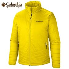 NWT Columbia Sportswear Mighty Light Omni-Heat® Jacket Insulated Packable  -