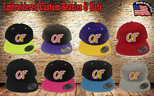 Golf Wang Odd Future Tylor ofwgkta OF Donut Snap-back Hat