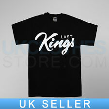 LAST KINGS TRAPSTAR TYGA OBEY WASTED 187 RAP COMME DES DISOBEY RAP  T SHIRT