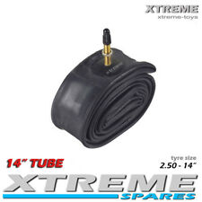 "PIT BIKE/ DIRT BIKE/ SPARE PARTS/ 2.50-14"" INCH TYRE INNER TUBE STRAIGHT VALVE"