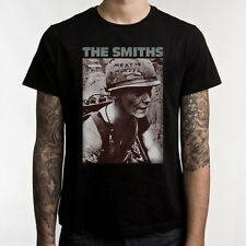 The Smiths T Shirt Meat Is Murder Alternative rock Shirt The Smiths 100% Cotton