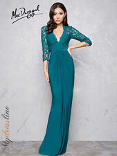 Mac Duggal 80518D Long Evening Dress ~LOWEST PRICE GUARANTEE~ NEW Authentic Gown
