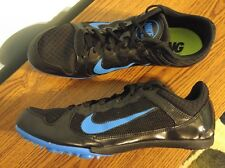 NEW Nike Zoom Rival MD 7 Track & Field Racing Spikes MENS 616312 004 Black Blue