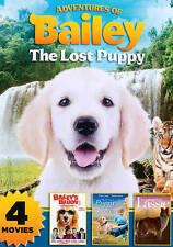DVD Adventures of Bailey: The Lost Puppy with 3 Bonus Features Paul Kelly, Diane