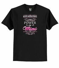 Never Underestimate the POWER of Mimi Shirt Gift FREE SHIPPING!!!