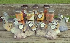 100% Soy Wax Candles and Tarts
