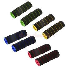 4 in 1 Motorcycle Dirt Bike Foam Nonslip Handlebar Hand Grips Cover Set Gloves