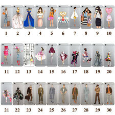 Fashion Show Cellphone Case Cover Skin For iPhone 5/5C/5S/SE/6/6S/6Plus/6S Plus