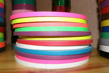 "15 ft roll of 1/4"" Gaffers Hula Hoop Grip Tape - All Colors - Neons to Choose"