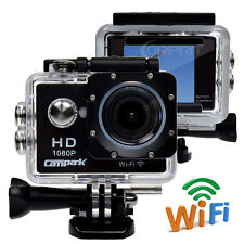 "2"" Full HD 1080P Waterproof WiFi Extreme Sports Camera DVR Video Camcorder HDMI"