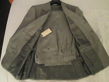 NWT BRIONI $4500 men brown/green suit 42C short/pants 36 Made in Italy -Amazing!