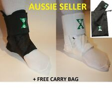 Netball Ankle Guards with Free Carry Bag