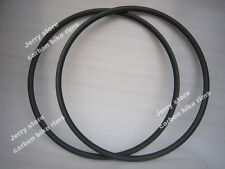 full carbon fiber bicycle rim road bike rim clincher 24/38/50/60/88mm depth