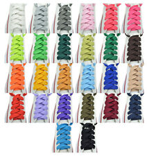 """52"""" Thick Shoelace Sneakers Athletic Shoelace String Shoelaces Solid 1,2,12Pairs"""