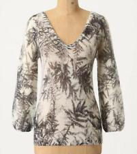 Nwt Anthropologie Woodland Haze Sweater Top S Size SZ Small S by Guinevere