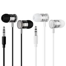 3.5mm Metal Super Bass Stereo In-Ear Earphone Headphone Headset For MP3 4 Cool