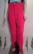 Womens M Columbia Titanium Avalanche Bomb Waterproof Insulated Ski Snow Pants