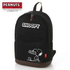 PEANUTS SNOOPY Rucksack Backpack Daypack School Bag Purse from Japan E2025