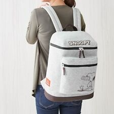 PEANUTS SNOOPY Rucksack Backpack Daypack School Bag Purse from Japan E2028
