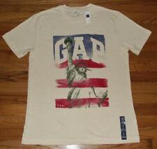 New york rangers statue of liberty logo champion shirt for Gap usa t shirt