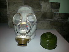WW2 Gas Mask GP-5M (mask filter bag) Gray Soviet Russian NEW Vintage ALL SIZES