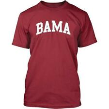 Alabama Crimson Tide Arch Bama Tee - Crimson