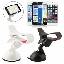 Universal 360 Degree Rotating Car Windshield Mount Stand Holder For IPhone IG