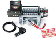 9,000lbs Winch WARN XD9000, Wire Rope, Jeep, Truck & SUV