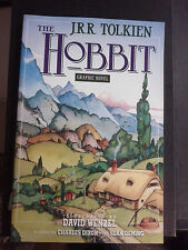 Tolkien The Hobbit comic book (author of Lord of the Rings & Silmarillion) Bilbo