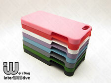 New Shockproof Dirt Dust Proof Hard Matte Cover Case For iPhone 5 + Screen Film