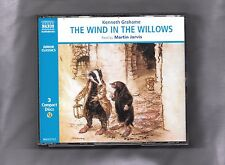 The Wind in the Willows by Kenneth Grahame (CD-Audio, 2002) Martin Jarvis