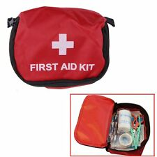 Outdoor Sports Camping Home Medical Emergency Survival First Aid Kit Bag IG