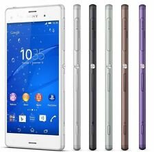 Sony XPERIA Z3 D6603 QuadCore 16GB 4G LTE GSM Unlocked AT&T SmartPhone W/ GIFT