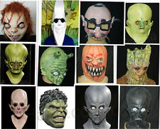 Adult Halloween Horror Mask Movie Cosplay Wacky Carnival Mask  1pc